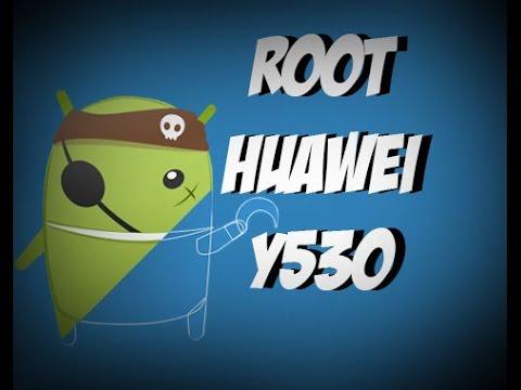 Como hacer root Huawei Y530