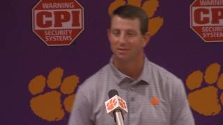 TigerNet: Swinney talks Clemson fan boos
