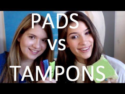 PADS vs TAMPONS