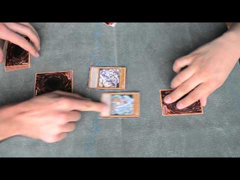 GRANDPA'S DECK.... SUCKS! - Yugioh Impersonation Duel YUGI vs KAIBA
