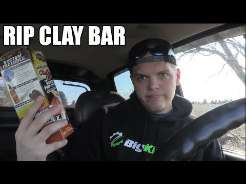 The End of the Clay Bar As We Know It? - Clayzilla Review
