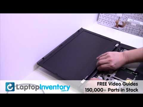 IBM Lenovo T420 T410 Palmrest Replacement Thinkpad | Touchpad Laptop Install Replace