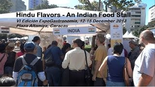 Hindu Flavors: Indian Food in Caracas