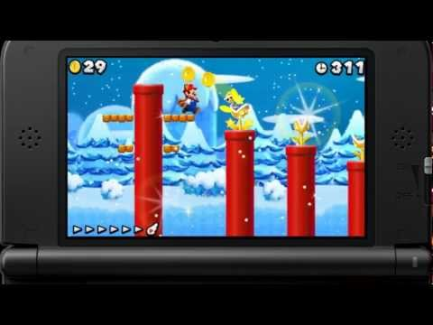 New Super Mario Bros 2. Coins - Nintendo 3DS