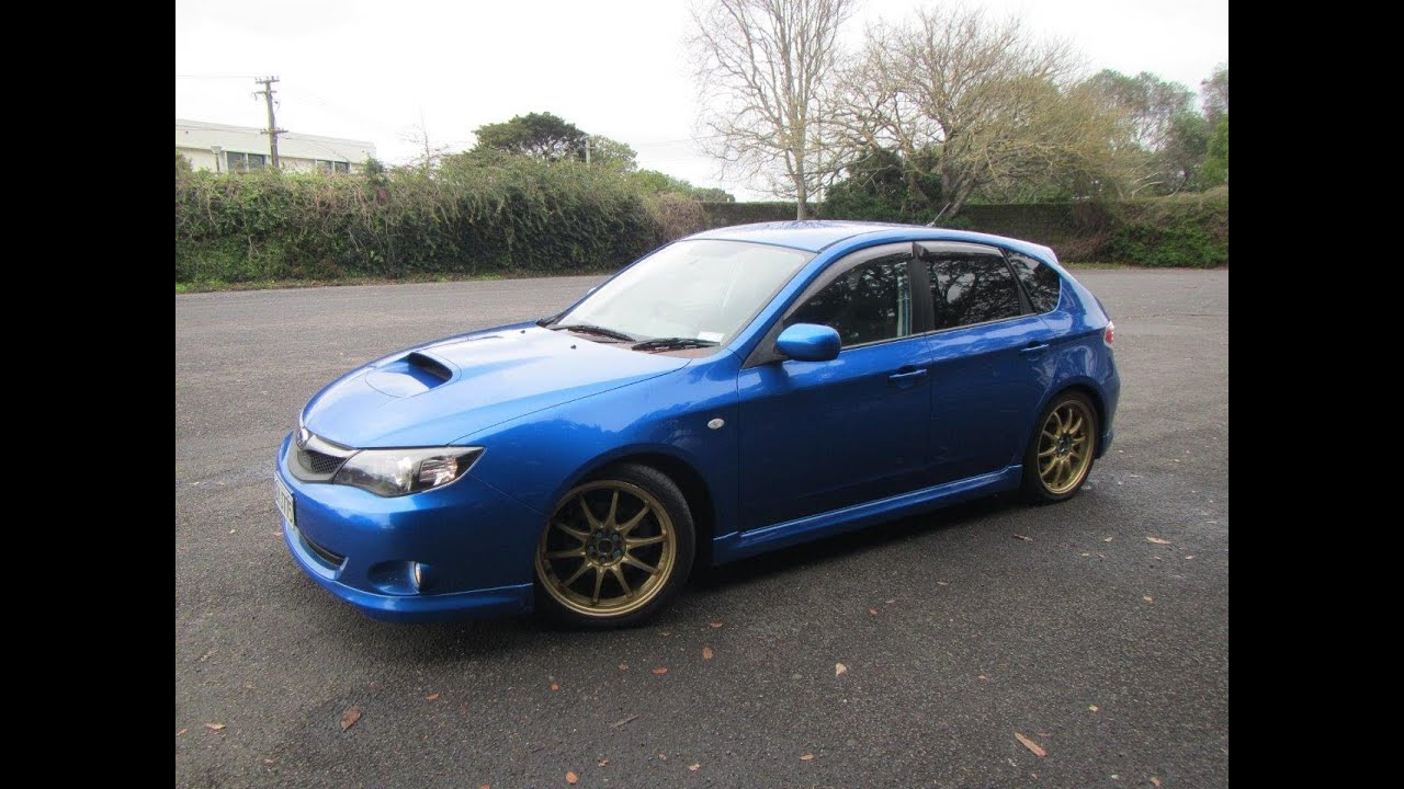 Cheap Cars For Sell >> 2007 Subaru Impreza S-GT Hatch $1 RESERVE!!! $Cash4Cars$Cash4Cars$ ** SOLD ** - YouTube