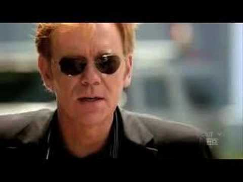 CSI: Miami - Horatio Caine's Sunglasses Moments / One Liners