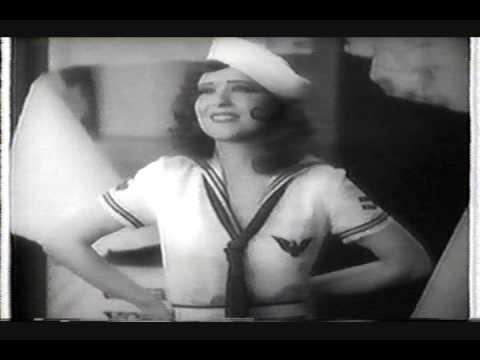 Clara Bow True to The Navy