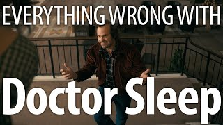Everything Wrong With Doctor Sleep In Redrum Minutes