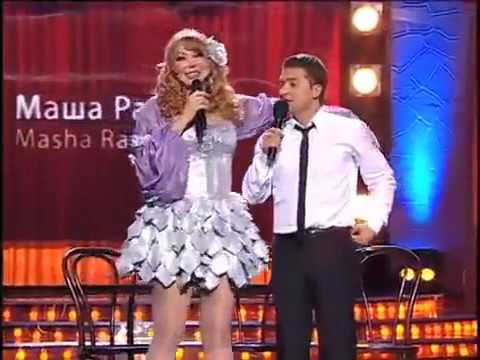 Скандал на украинском ТВ: Маша Распутина ставит на место Зеленского