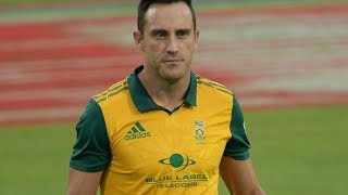 Domingo and Du Plessis talk on T20 World Cup