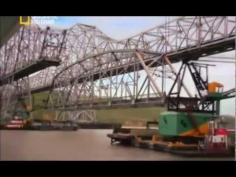 وثائقي مباني عملاقة - هدم الجسر
