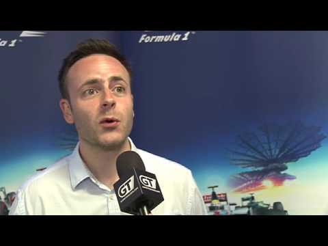 F1 2012 - New Challenges Interview