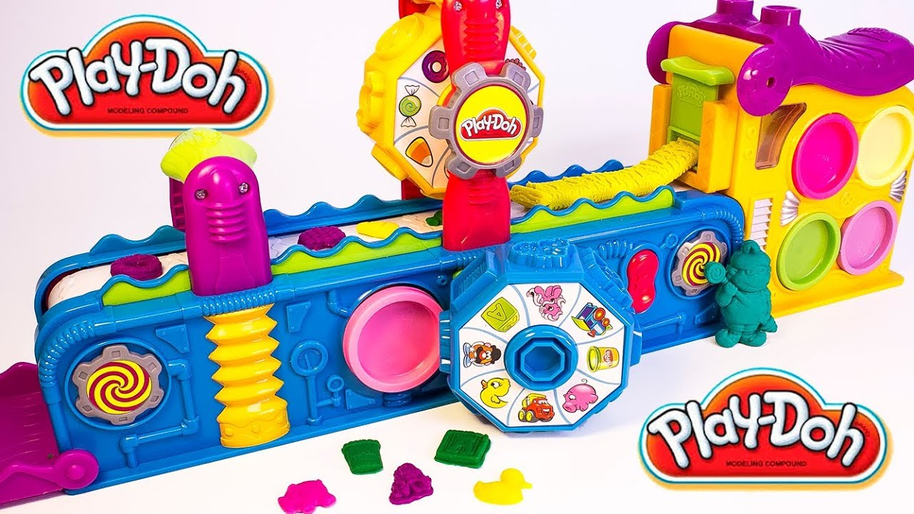 play doh factory machine