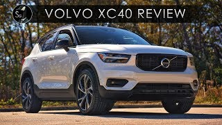 2019 Volvo XC40 Review | Ultra Modern