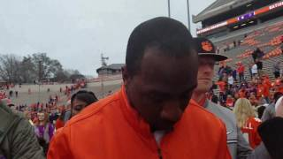 TigerNet.com -  - Clemson National title celebration - C.J. spiller
