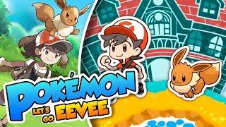 ¡Campeones de Kanto! - 39 - Pokémon Let's Go Eevee Coop Español (Switch) DSimphony y Naishys