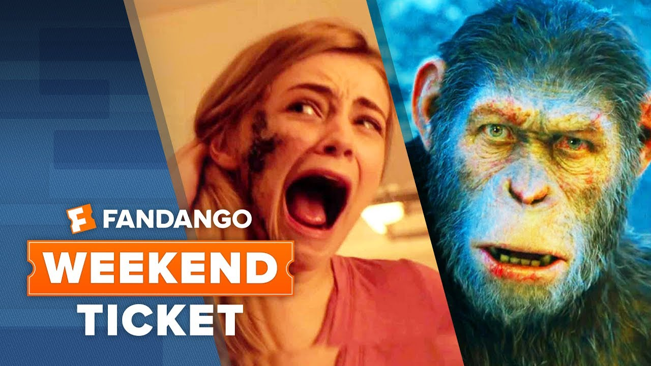 Now In Theaters: War for the Planet of the Apes, Wish Upon, Lady MacBeth | Weekend Ticket