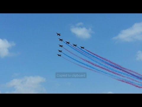 Singapore airshow 2014-ROKAF Full version