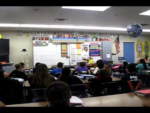 GQ Dojo Anti Bully Presentation Elementary School Classroom