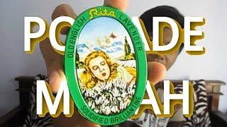 Pomade Murah !!! | Pomade Review : 'Old English Rita Lavender'