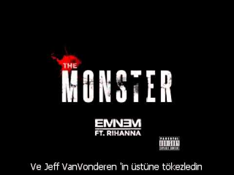 Eminem ft. Rihanna - The Monster (Türkçe Altyazılı)