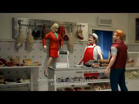 No Nonsense Car Insurance Butchers TV Ad
