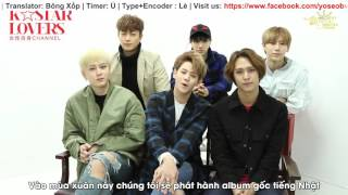 [YOSEOBVN][Vietsub][04.01.20156] New Year's Greetings~from BEAST~