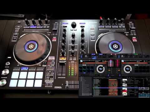 Pioneer DJ DDJ-RR Rekordbox DJ Controller Video Review