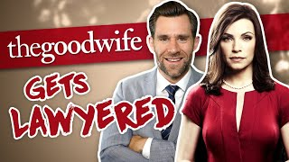 Download Lagu Real Lawyer Reacts to The Good Wife Gratis STAFABAND