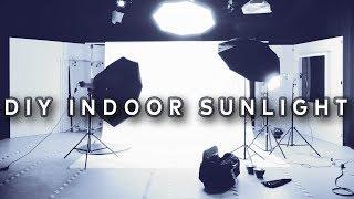 Video Lighting -- How to Fake Sunlight Indoors