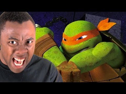 Rants - NICKELODEON NINJA TURTLES