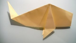 Origami Fish