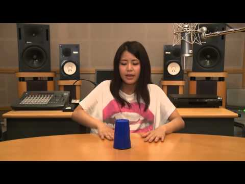 Suzu - Call Me Maybe(carly Rae Jepsen )-cups Cover- video