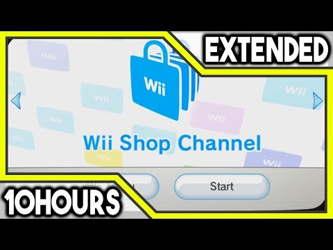Wii Shop Channel Theme Trap Remix 10 Hours