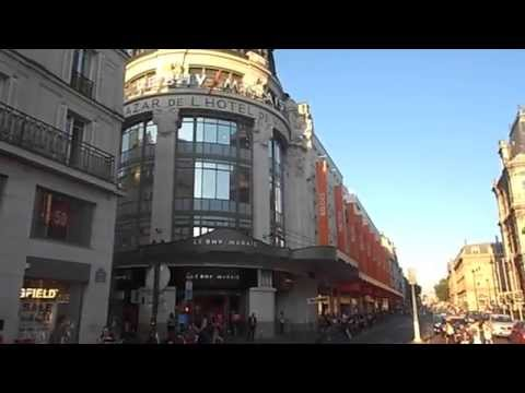 BHV  LE MARAIS  PARIS