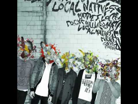 Local Natives - Cards And Quarters
