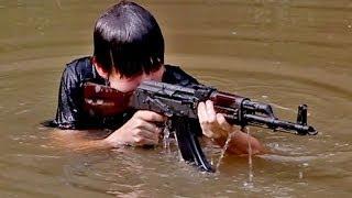 AK-47 Underwater Torture Test