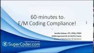 Expert Tips on Evaluation and Management Coding Compliance
