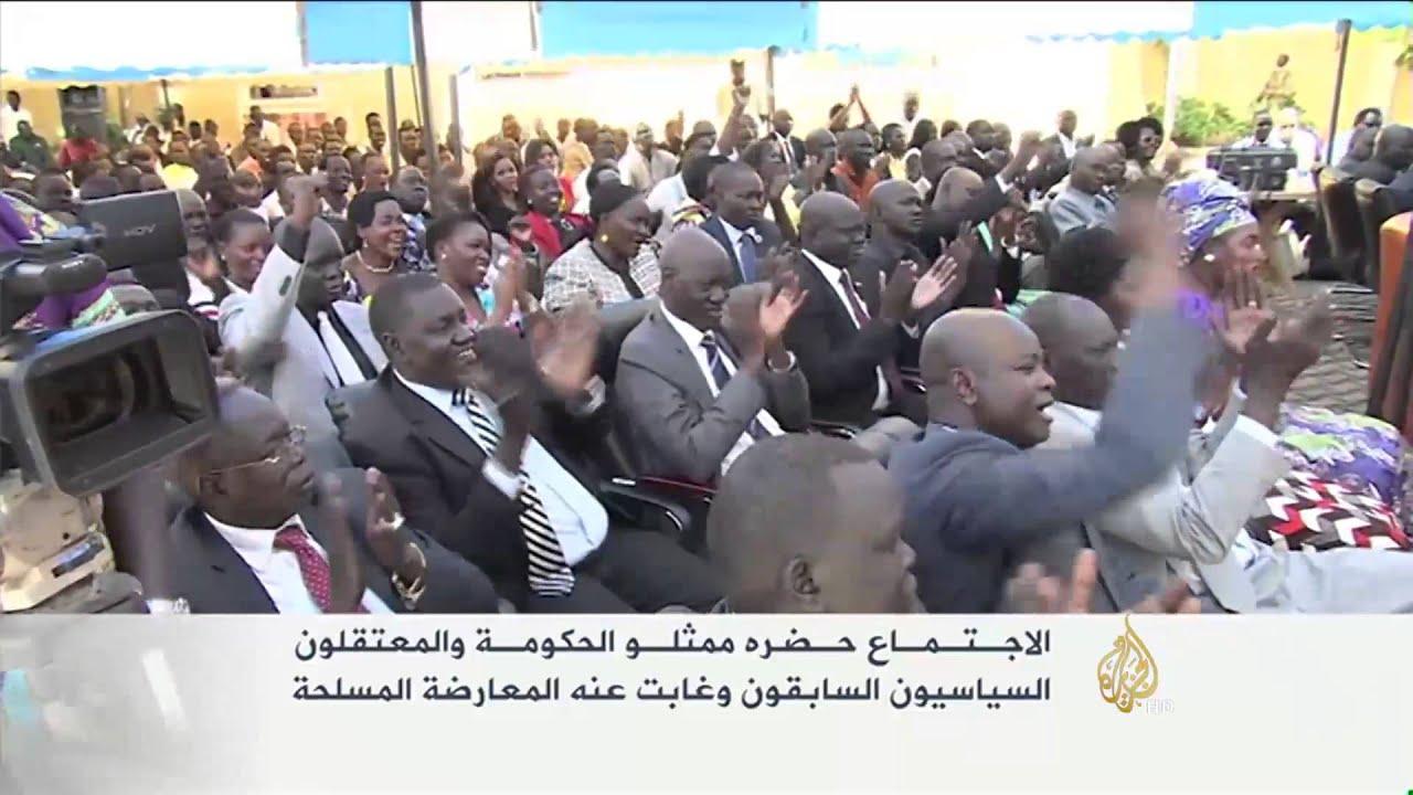 تنفيذ اتفاقية السلام بين حكومة جنوب السودان والمعارضة المسلحة