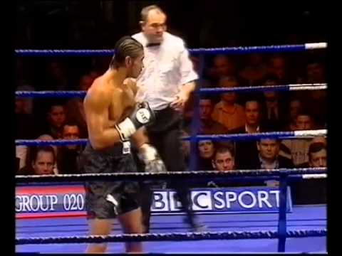 David Haye v Tony Booth
