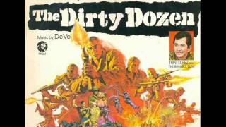 Frank De Vol - The Dirty Dozen Main Title