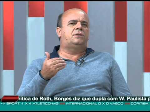 Valdir Barbosa responde  Kalil sobre destruir o Cruzeiro