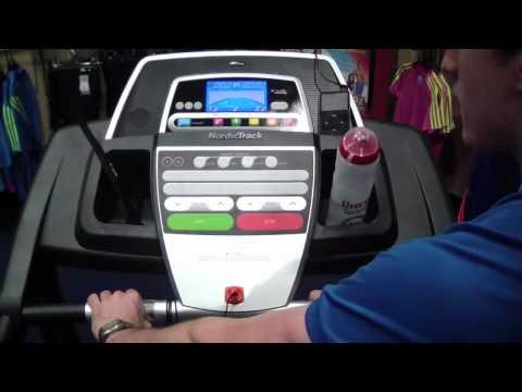 Nordictrack T9.1 Treadmill