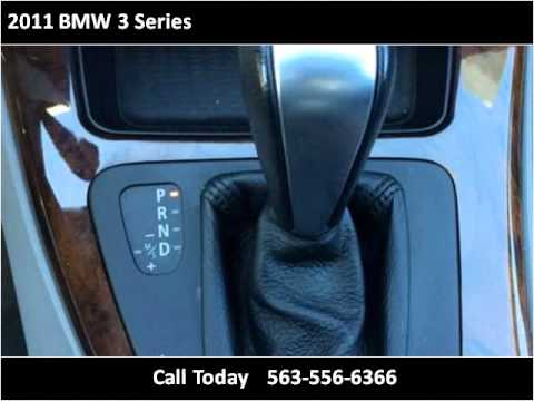 2011 BMW 3 Series Used Cars Dubuque IA