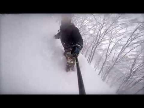 Japan snow trip edit - 2014/15