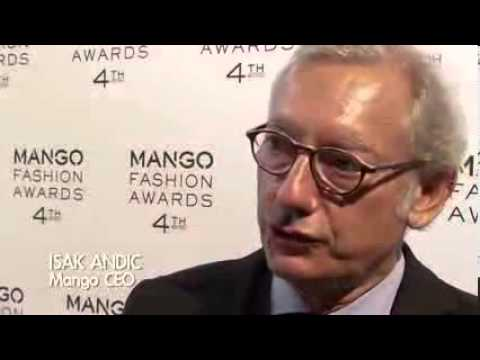 MANGO Fashion Awards 4th Edition   The final gala