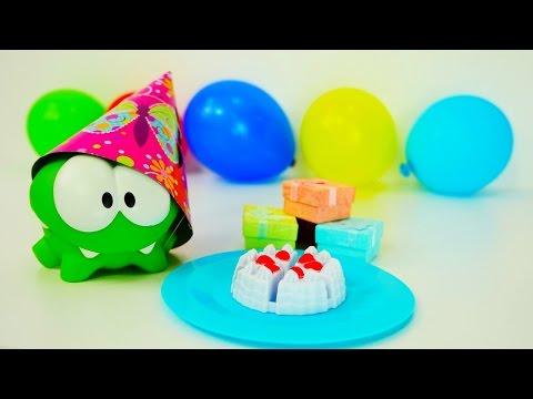 Видео про Ам Няма - День рождение и другие серии
