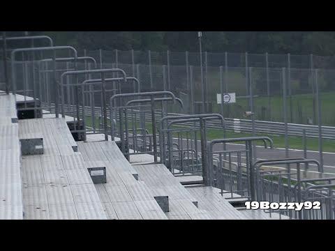 OAK Racing' Morgan LMP2 V8 Sound - Accelerations, Fly Bys & Flames