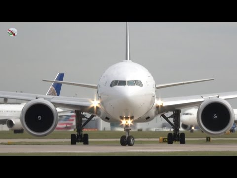 Manchester Airport With ATC Radio - AIRSHOW WORLD