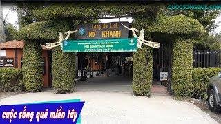 Tham quan làng du lịch Mỹ Khánh nổi tiếng Cần Thơ | CAN THO TRAVEL